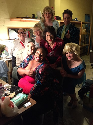 Hairspray, what a great group of people!
